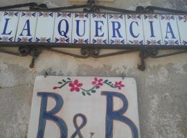 B&B La Quercia, San Gregorio