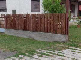 Farkas Vendégház, Tiszadorogma