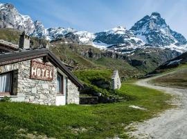 Hotel Baita Cretaz