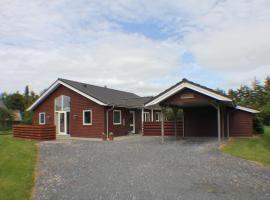 Hennebysvej Holiday House, Henne Strand (Stavsø yakınında)