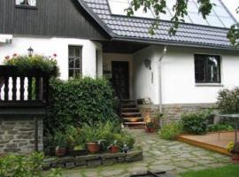 Ferienhaus-Landmann, Tannenberg (Elterlein yakınında)
