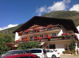 Hotel Vetzanerhof, Silandro (Vezzano yakınında)