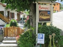 B&B il Bosco, Pievepelago