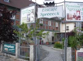Pension Spreeeck, Ebersbach (Dürrhennersdorf yakınında)