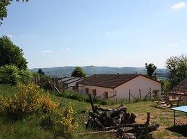Gite - Châtel-Montagne gite 3 Corner, Châtel-Montagne (рядом с городом Le Mayet-de-Montagne)