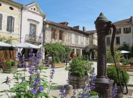 les Chambres de Labastide, Labastide-d'Armagnac