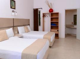 Hotel Villas Bambu, Chetumal