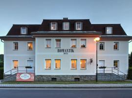 Hotel Romantik, Lipova Lazne