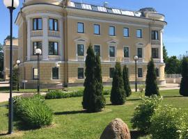 Residence Hotel & Spa, Repino