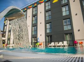 Garni Hotel Hollywoodland Wellness & Aquapark