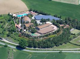 Hotel Fattoria Belvedere, Guardistallo (Gello yakınında)