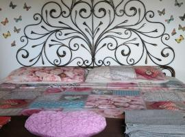 Il bed and breakfast dei ciclisti, Cassano Spinola (Sant' Agata fossili yakınında)
