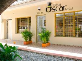 Don Oscar Hostal, Valledupar