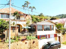 Three Palms Fianar, Fianarantsoa (рядом с регионом Vatovavy Fitovinany)