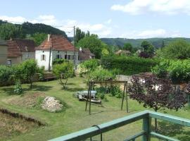 Gîte en Périgord, Le Roc