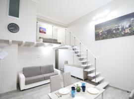 Modern Loft Apartment, Rome