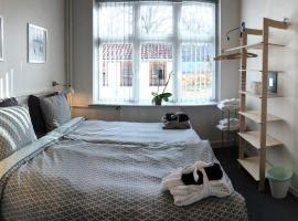 Nørå Gamle Skole Bed & Kitchen, Bramming (Gørding yakınında)