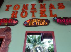 Toninas Hotel, Inírida (Near Vichada)