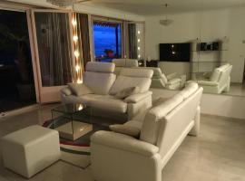 Appartement de vacances a Montreux, Montreux (Le Châtelard yakınında)