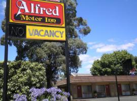 Alfred Motor Inn, Ballarat (Trunk Lead yakınında)
