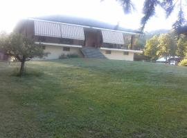 La Fornace B&B, Gallereto (Cunico yakınında)