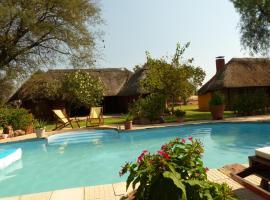 Farm Robyn Kamanjab, Kamanjab (Near Sesfontein)