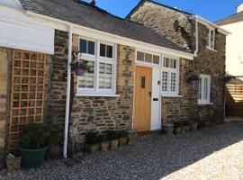 teapot cottage, Great Torrington (рядом с городом Weare Giffard)