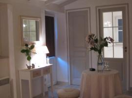 Chambres d'Hôtes La Maline, Trizay (рядом с городом Beurlay)