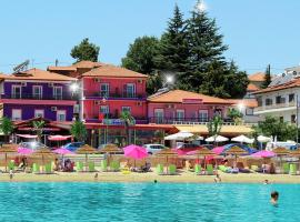 Star Beach Resort, Makrýgialos (À proximité de: Methoni)