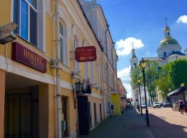 Hostel Х.О., Vitebskas