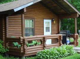 Adventures East Cottages and Campground, Baddeck Inlet