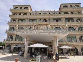 Hotel Group Veshti, Rrotull