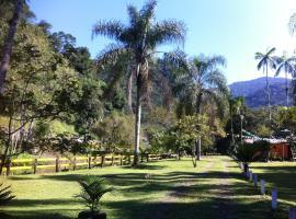 Camping Moria, Iporanga (Ribeira yakınında)