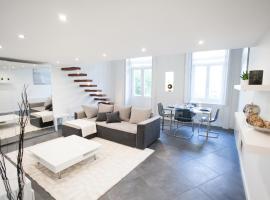 Oktogon Luxury Apartment