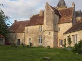 Magnifique Maison de Caractère FAMILIALE 14 Couchages, Écouché (рядом с городом Аржантан)