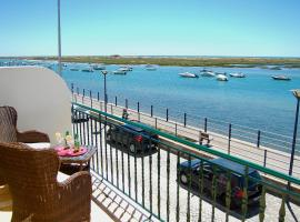 Cabanas Waterfront Apartment
