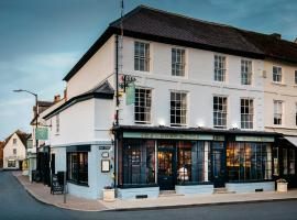 The Bower House, Restaurant & Rooms, Shipston on Stour