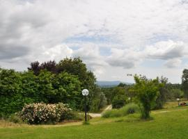 B&B Le Poggere - piscina e panorama, Civitella d'Agliano (Sipicciano yakınında)
