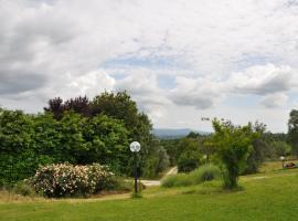 B&B Le Poggere - piscina e panorama, Civitella d'Agliano (Graffignano yakınında)