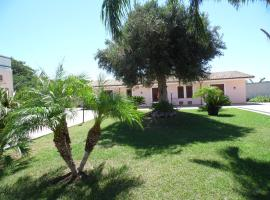 Baglio Scavi, Marsala (San Giuseppe yakınında)