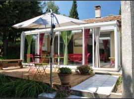 Gîte du Fenouil, Лезиньян-Корбьер (рядом с городом Argens Minervois)