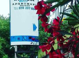 Apartments Kalistos, Star Dojran (рядом с городом Doirani)