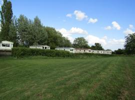 Fenlake holiday accommodation, Metheringham (рядом с городом Ashby de la Launde)