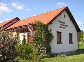 Patakparti Apartman, Bozsok (Rechnitz yakınında)
