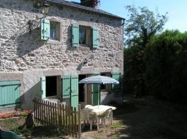 House Le bez - 2 pers, 45 m2, 2/1, Le Bez (рядом с городом Cambounès)