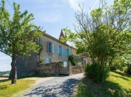 House Presbytère de saint-théodard, Puylaurens