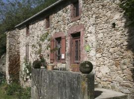 House Gîte de cambert, Murat-sur-Vèbre