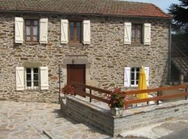 House La nougarède, Jouqueviel (рядом с городом Bor-et-Bar)