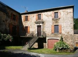 House Fraissines, chez myriam, Frayssines (рядом с городом La Bastide-Solages)