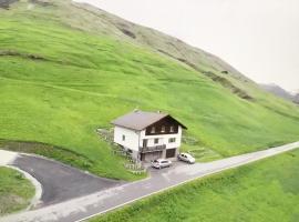 Apartmento San Gallo, Cresta